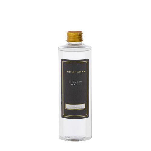 Ted Sparks Bamboo & Peony Diffuser Refill