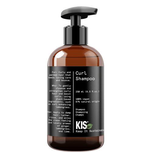 Green Curl Shampoo 250ml