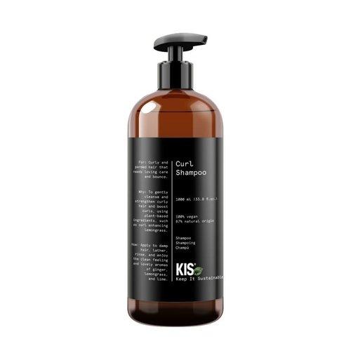 KIS Green Curl Shampoo 1000ml