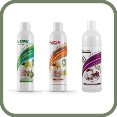 Abzehk Knoflook Shampoo