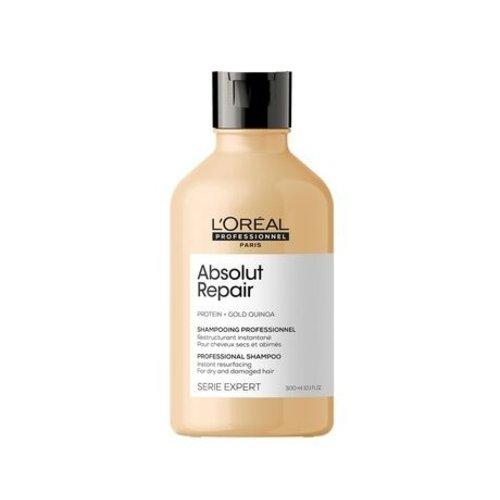 L'Oreal Serie Expert Absolute Repair Gold Shampoo 300ml