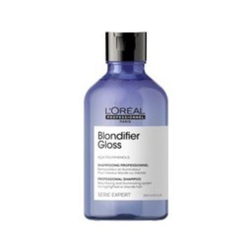 L'Oreal Serie Expert Blondifier Gloss Shampoo 300ml