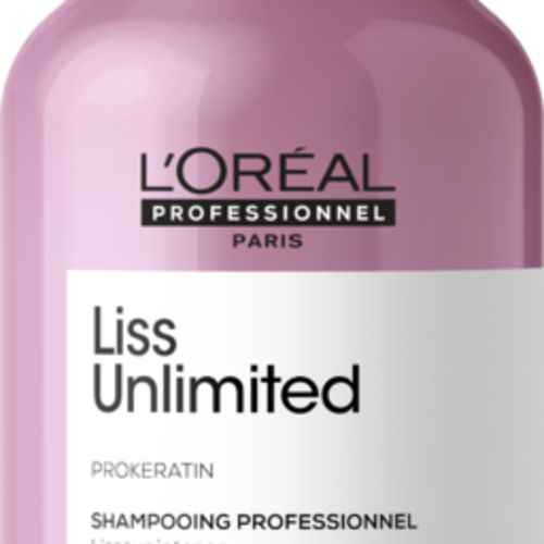 L'Oreal Serie Expert Liss Unlimited Shampoo 300ml