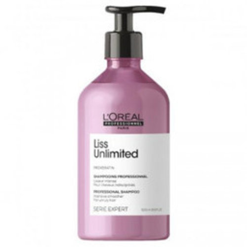 L'Oreal Serie Expert Liss Ultimited Shampoo 500ml