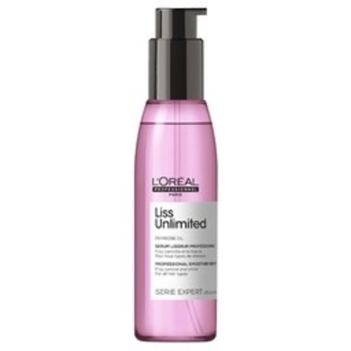 L'Oreal Serie Expert Liss Unlimited Serum 125ml