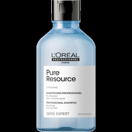 L'Oreal Serie Expert Pure Resource Shampoo 300ml