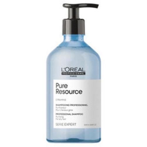 L'Oreal Serie Expert Pure Resource Shampoo 500ml