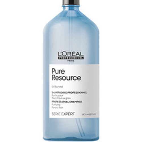 L'Oreal Serie Expert Pure Resource Shampoo 1500ml