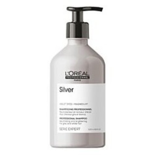 L'Oreal Serie Expert Silver Shampoo 500ml