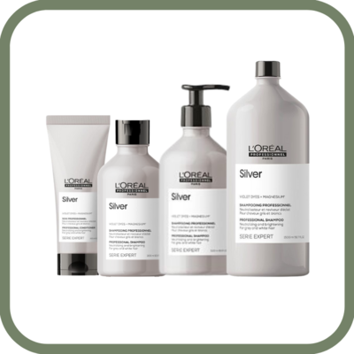 L'oreal Serie Expert Silver