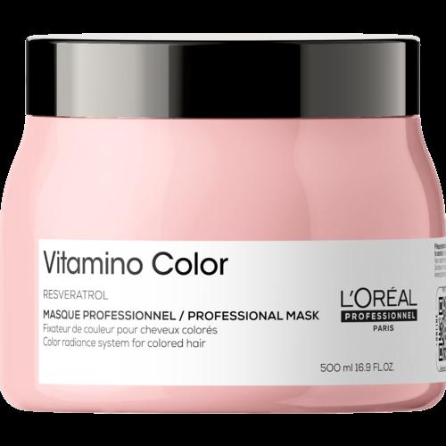 L'Oreal Serie Expert Vitamino Color Haarmasker 500ml
