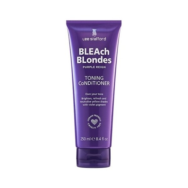 Bleach Blondes Purple Reign Toning Conditioner 250ml