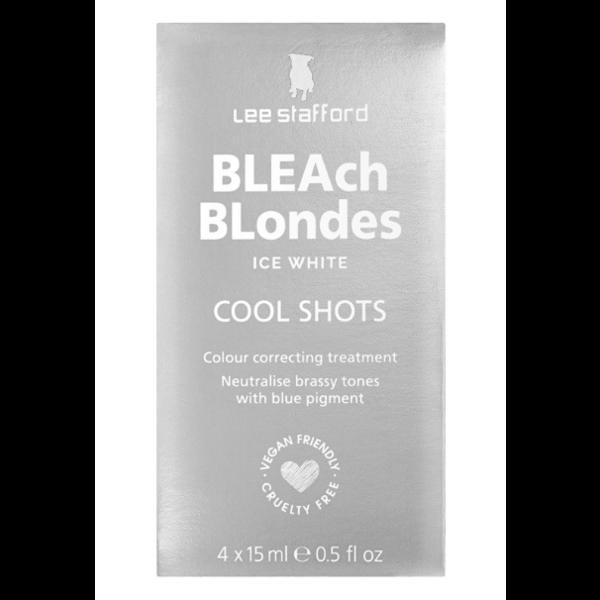 Bleach Blondes Ice White Coole Shots 4 x 15ml