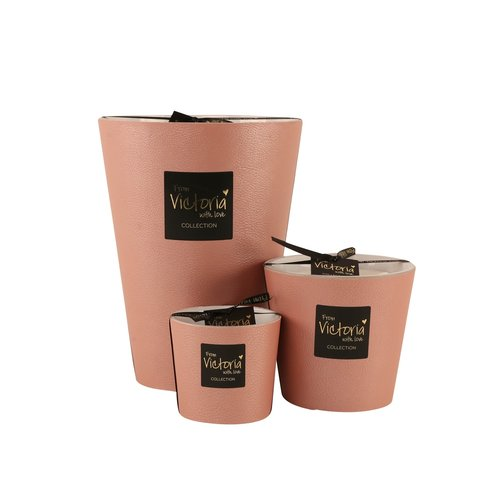 Victoria with Love Elephant Pink Glamor Scented Candle