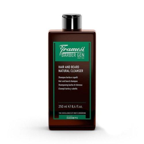 Framesi Barber Gen Hair & Beard Natural Cleanser 250ml
