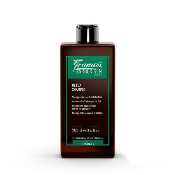 Barber Gen Detox Deep Cleanser Shampoo 250ml