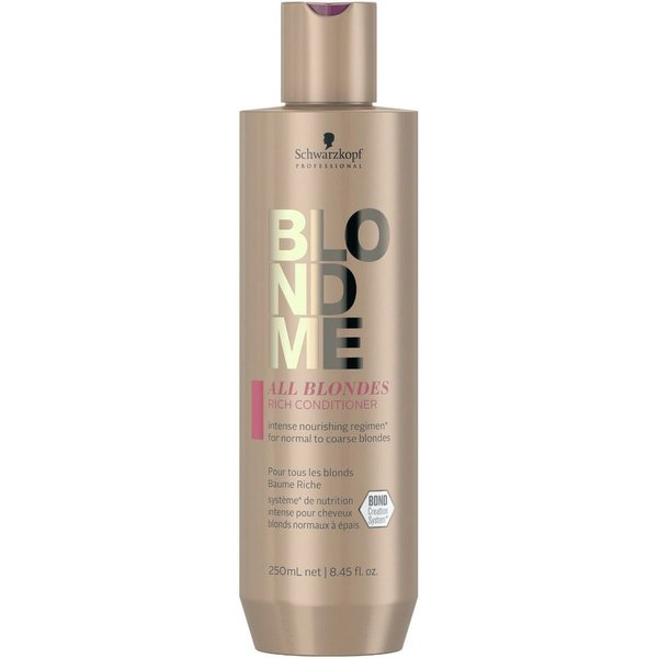 Blond Me All Blondes Rich Conditioner 250ml