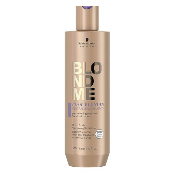 Blond Me Cool Blondes Neutral Shampoo 300ml
