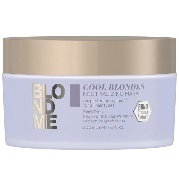 Blond Me Cool Blondes Neutral Mask 200ml