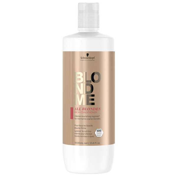 Blond Me All Blondes Rich Conditioner 1000ml