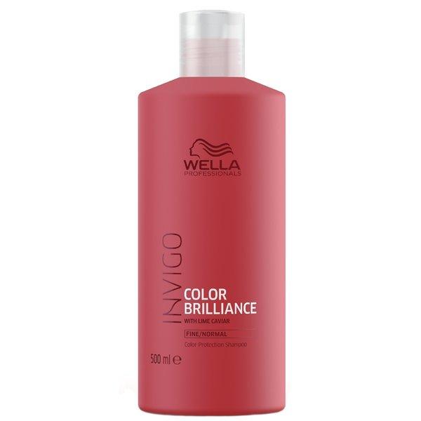 Brilliance Shampoo Fijn en Normaal Haar 500ml