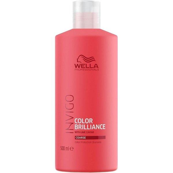 Brilliance Shampoo Weerbarstig Haar 500ml