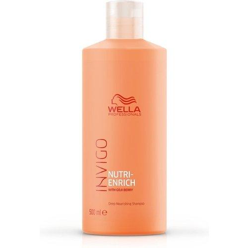 Wella Invigo Nutri Enrich Shampoo 500ml