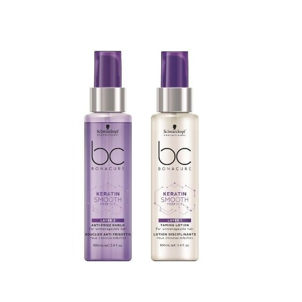 Bonacure Smooth Perfect Duo Layering 2x100ml
