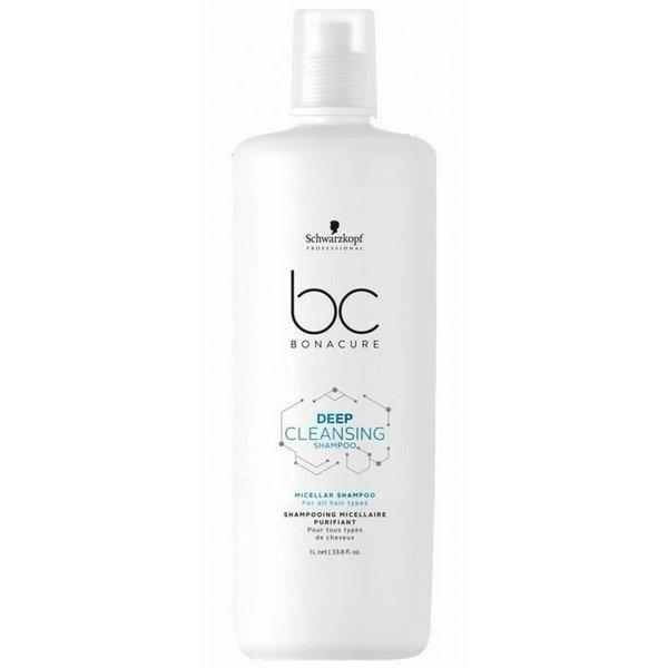 Bonacure Deep Cleansing Shampoo 1000ml