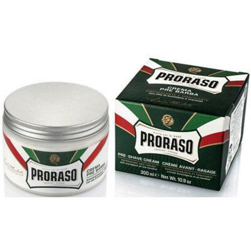 Proraso Groen Pre & Aftershave balsem crème 300ml