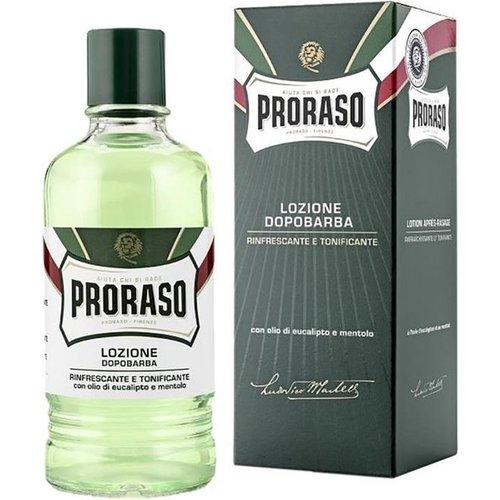 Proraso Groen Aftershave lotion 400ml