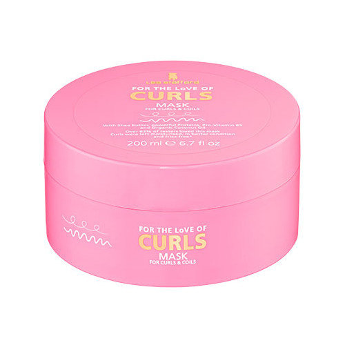 Lee Stafford For The Love Of Curls Mask For Curls & Coils 200ml