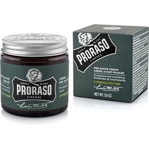 Proraso Preshave Cypres Vertiver 100ml