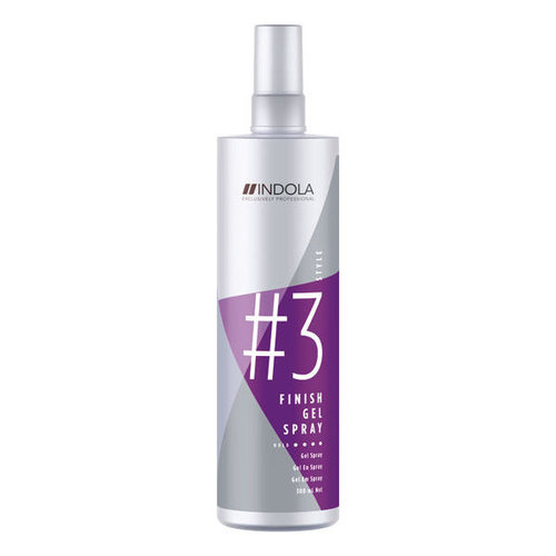 Indola Style Finish Gel Spray 300ml