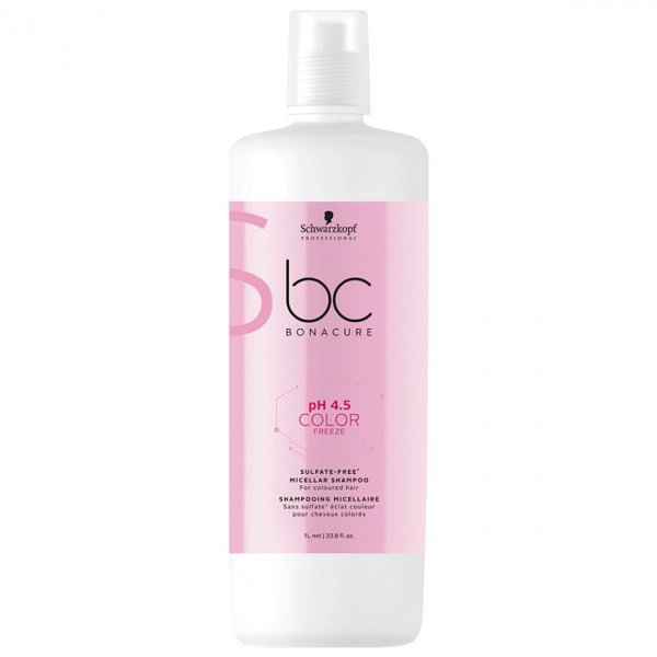 BC Bonacure Color Freeze Sulfate-Free Micellar Shampoo 1000ml