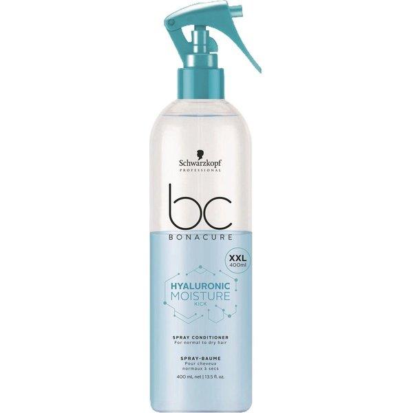 BC Bonacure Hyaluronic Moisture Kick Spray Conditioner 400ml