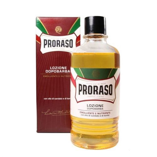 Proraso Rood After shave Sandelwood 400ml