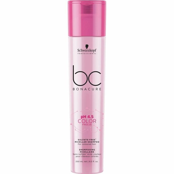 BC Bonacure Color Freeze Sulfate-Free Micellar Shampoo 250ml
