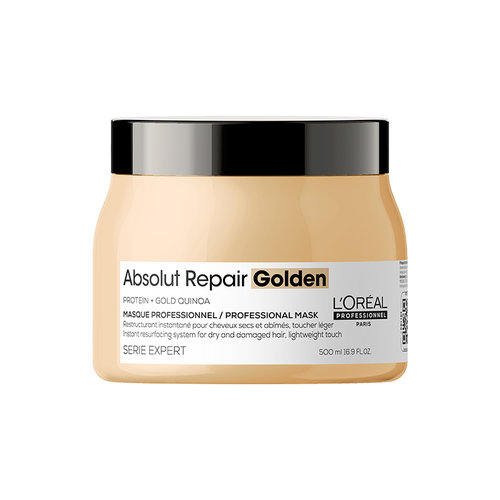 L'Oreal Serie Expert Absolute Repair Golden Masker 500ml