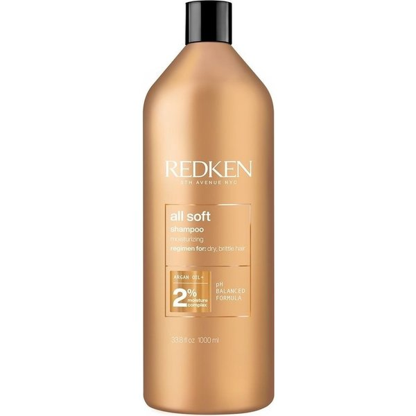 All Soft Shampoo 1000ml