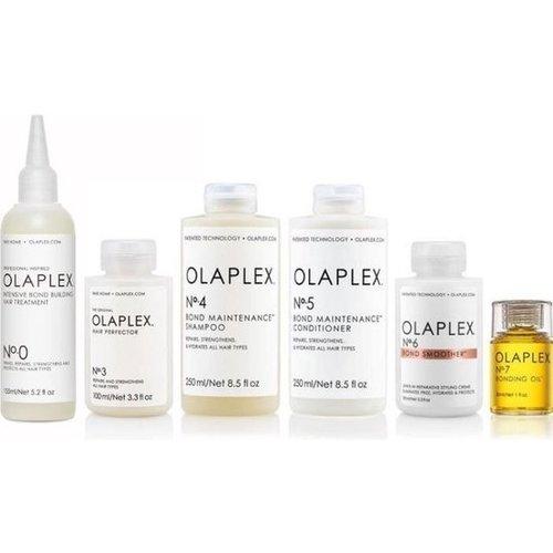 Olaplex No. 0 + No. 3 t/m No. 7 Voordeelpakket