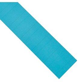 magnetoplan Einsteckkarten für Steckplaner, Farbe blau, Größe 50 mm