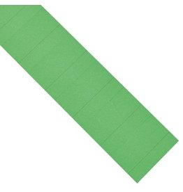 magnetoplan Einsteckkarten für Steckplaner, Farbe grün, Größe 50 mm