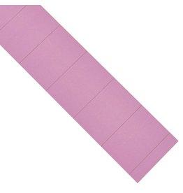 magnetoplan Einsteckkarten für Steckplaner, Farbe lila, Größe 60 mm