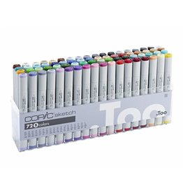 COPIC sketch 72er Marker-Set B
