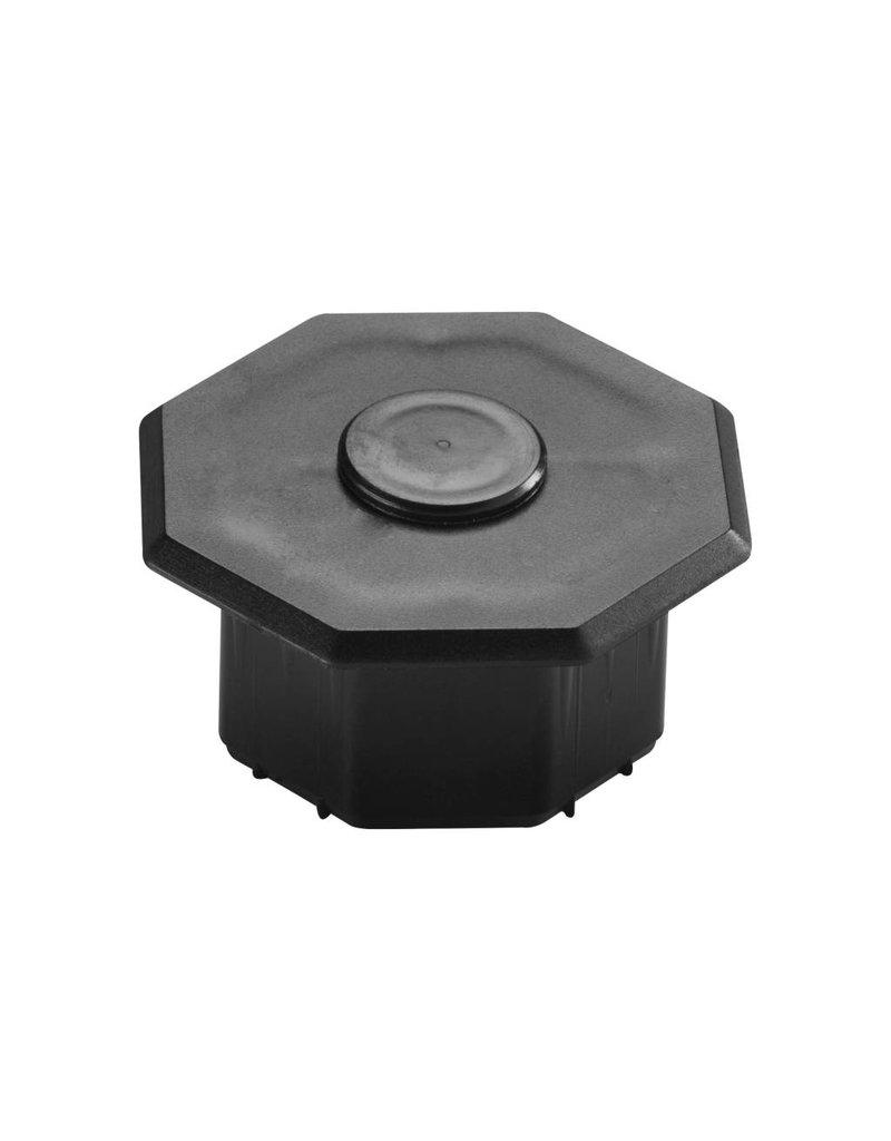 magnetoplan Abdeckplatte, Oberfläche für Achtkantsäule