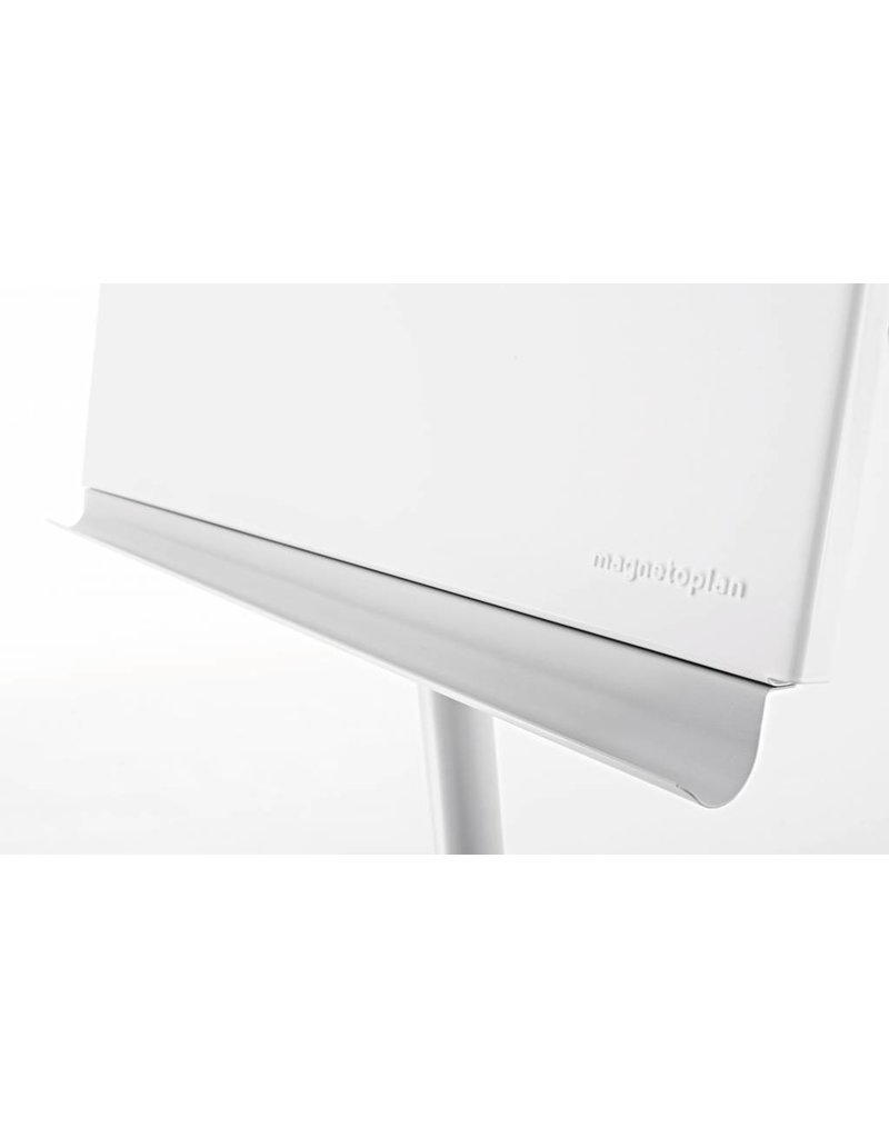 "magnetoplan Flipchart ""de Luxe"", mobil"