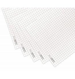 magnetoplan Flipchart-Papier, Oberfläche flach liegend