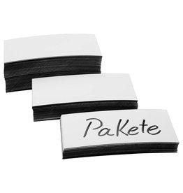 magnetoplan Magnet-Etiketten, Größe 100 x 50 x 0,6 mm