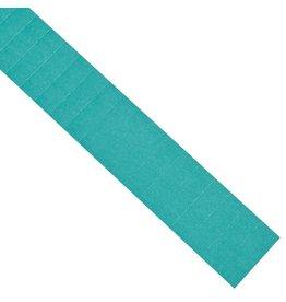 magnetoplan Einsteckschilder, Farbe blau, Größe 40 x 15 mm